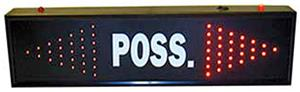 LED Possession Indicator