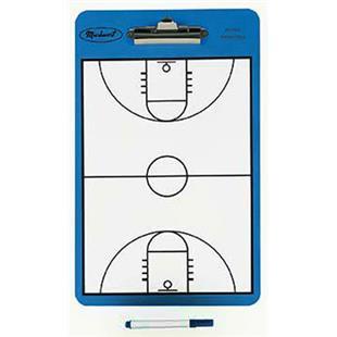 Basketball Court Clipboard