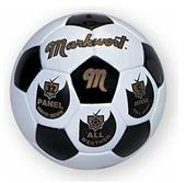 Markwort Traditional Black & White Soccer Balls