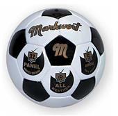 Markwort Traditional Black & White Soccer Balls