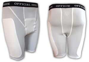 Official Issue Baseball Sliding Shorts-Closeout