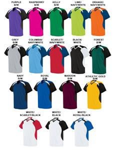 High Five Tempest Athletic Jerseys