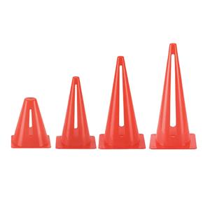 Markwort Orange Economy Cones w/Base