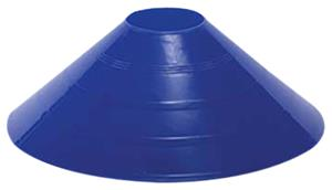 "Markwort 4"" High Saucer Cone Field Markers"