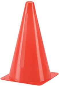 "Markwort 9"" Colored Economy Cones w/Base"