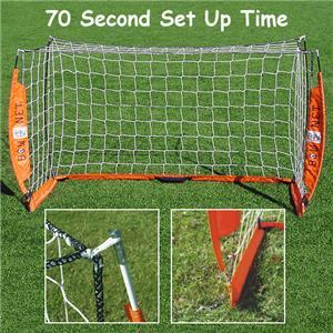 """Bownet """"Mini"""" 3'x5' Portable Soccer Goal"""