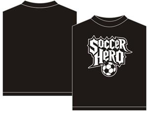 Utopia Soccer Hero Short Sleeve T-shirt