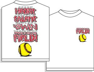 Utopia Softball Prove It Short Sleeve Tshirt
