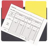 Markwort Referee Cards w/Wallet