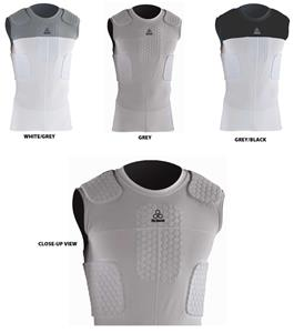 HexPad Sleeveless 6-Pad Body Sports Shirts