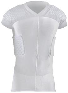 HexPad Cap Sleeve 5-Pad Body Sports Shirts