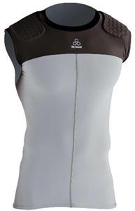 Mens HexPad Sleeveless Shoulder Body Sports Shirts