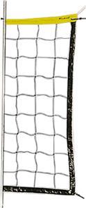 Markwort Black Polyethylene Net Volleyball Nets