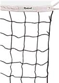 Markwort Black Polyethylene Volleyball Nets