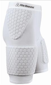 Extended Thigh HexPad Thudd Shorts All Sports