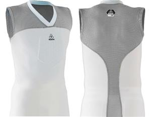 HexPad Compression Sleeveless Sternum Shirts
