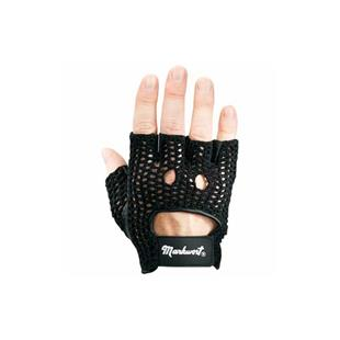 Markwort Knit Black Weight Lifting Gloves