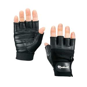 Markwort Palm Pad Weight Lifting Gloves