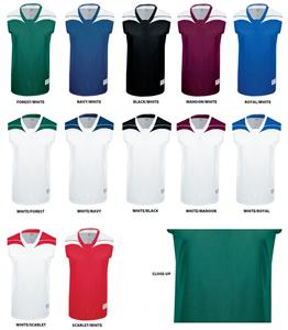 Womens Tagless Ascent Game Basketball Jerseys - CO