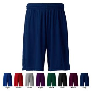 "A4 9"" Performance Basketball Shorts"