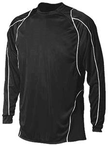 A4 Moisture Management Long Sleeve Shooter Jerseys