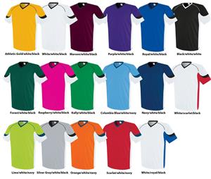 High Five SWERVE Soccer Jerseys-Closeout