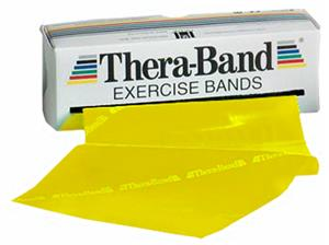 Thera-Band 6 Yard Dispenser Box For Exercise Bands