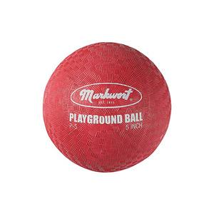 Markwort Red Playground Balls