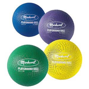 Markwort Assorted Color Playground Balls