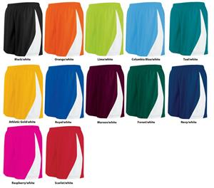 High Five Womens Bolt Softball Shorts Closeout