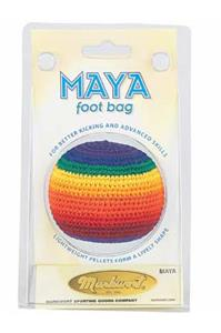 Maya Footbag Clamshell Packaging