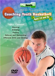 Coaching Youth Basketball ages 12 and up DVDs