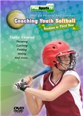 Coaching Youth Softball Rookie-Third Year DVDs