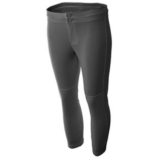 A4 Girl's Softball Pants