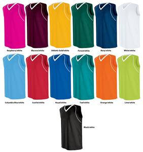 High Five Flex Sleeveless Softball Jerseys