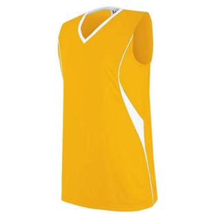 High Five Wave Sleeveless Athletic Jerseys