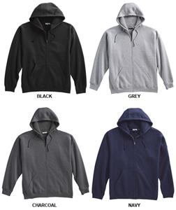 Pennant &quot;Super 10&quot; Fleece Full Zip Hoodies