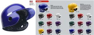Schutt AiR-PRO FITTED BB Batting Helmets-NOCSAE