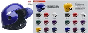 Schutt AiR-PRO FITTED BB Batting Helmets-NOCSAE