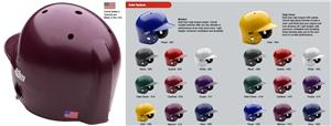 Schutt AiR-PRO OSFA PT Batting Helmets-NOCSAE