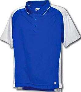 Game Sportswear Charger Moisture-Management Polos