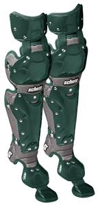 Schutt Scorpion Double Flex Baseball Leg Guards