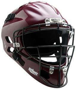 Schutt 2966 Baseball Catcher's Helmets-NOCSAE