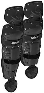 Schutt Adult Adjustable Baseball Leg Guards
