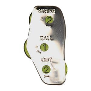 Schutt 3-Function Metal Umpire Indicators