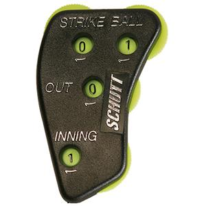 Schutt 4-Function Baseball Umpire Indicators
