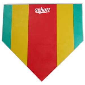 Schutt STRIKE ZONE HP Baseball Training Home Plate