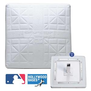 Schutt Jack Corbet MLB Hollywood Baseball Bases