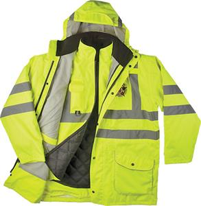 Game Sportswear The 6 In 1 Jackets