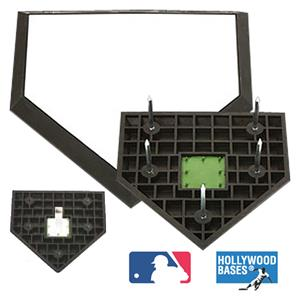 Schutt Hollywood MLB Pro Style Baseball Home Plate